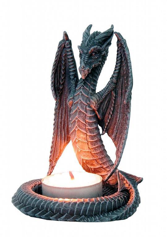 Photo of Dragon Tea Light Holder