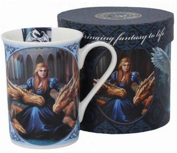 Photo of Fierce Loyalty Mug Anne Stokes