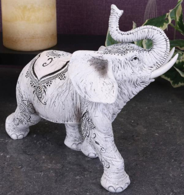 Photo of Henna Hope Elephant Ornament
