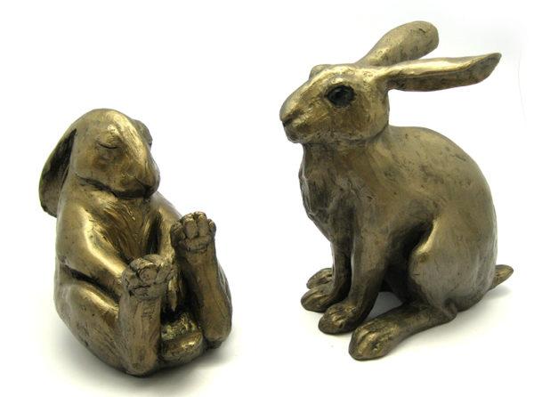 Photo of Luna Hare Sculpture