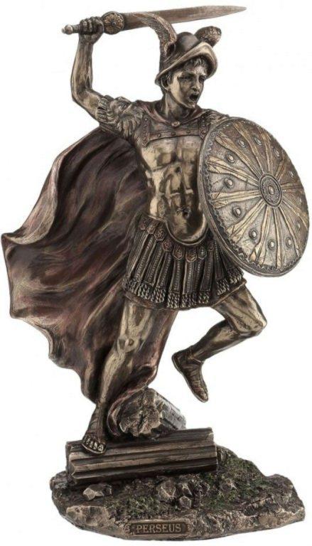 Photo of Perseus Bronze Figurine 25 cm