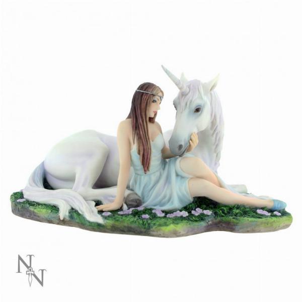 Photo of Pure Heart Unicorn Figurine (Anne Stokes)