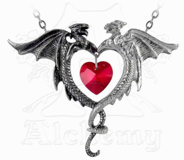 Photo of Savage Heart Necklace