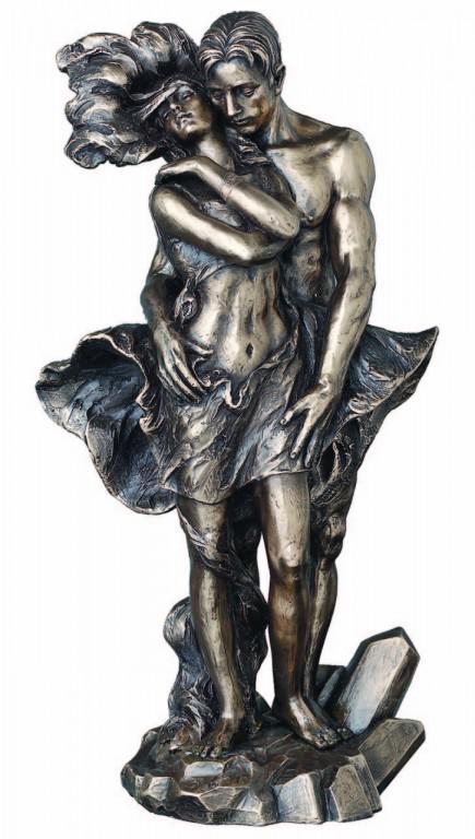Photo of The Passion of Love Bronze Figurine 30cm