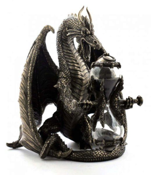 Photo of Time Guardian Bronze Dragon