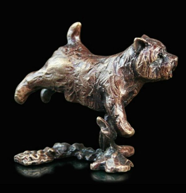 Photo of Westie Bronze Miniature (Butler and Peach)