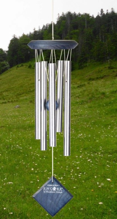 Photo of Woodstock Wind Chimes of Mars (Blue Wash)