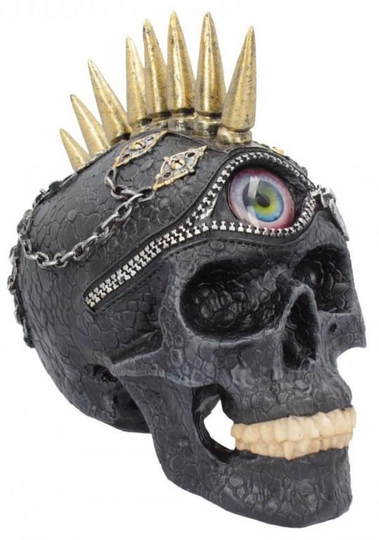 Photo of Demon Eye Skull Black