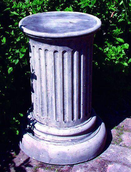 Photo of Doric Stone Column