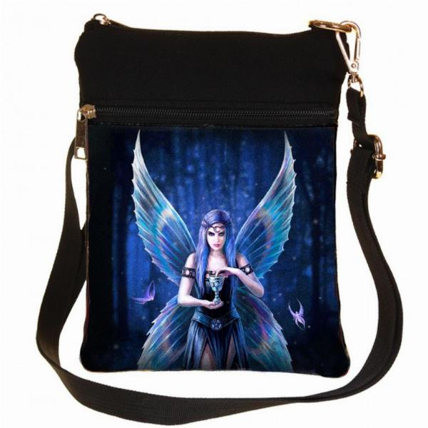 Photo of Enchantment Fairy Small Shoulder Bag (Anne Stokes)
