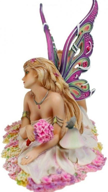 Photo of Jewelled Fairy Petalite Figurine