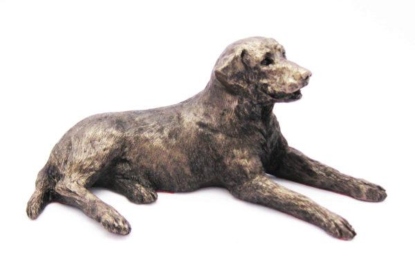 Photo of Labrador Bronze Sculpture (Frith)
