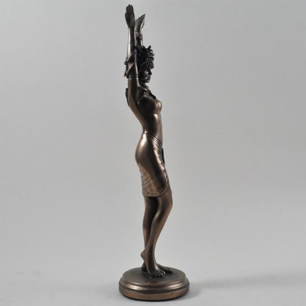 Photo of Medusa Bronze Figurine 26 cm