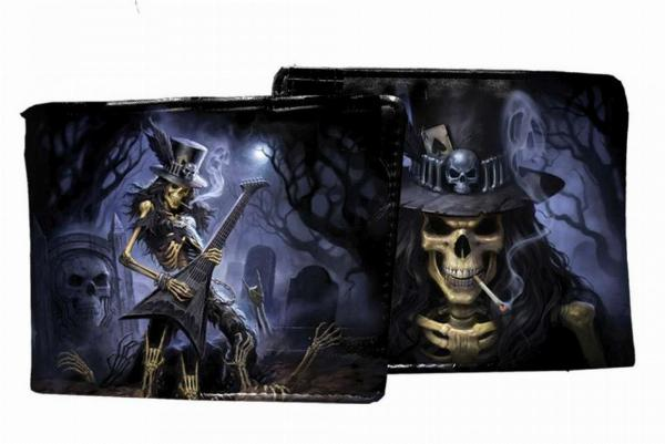 Photo of Play Dead Skeleton Wallet James Ryman