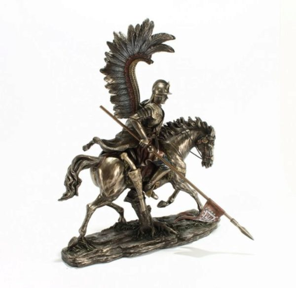 Photo of Polish Winged Hussar Figurine