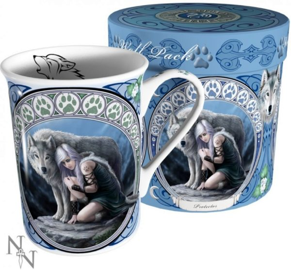 Photo of Protector Mug (Anne Stokes)
