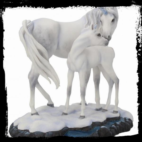 Photo of Sacred Love Unicorn Designer Figurine (Lisa Parker) 21 cm