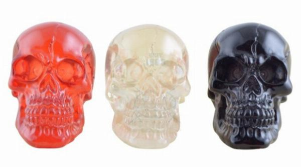 Photo of Set of 3 Skulls