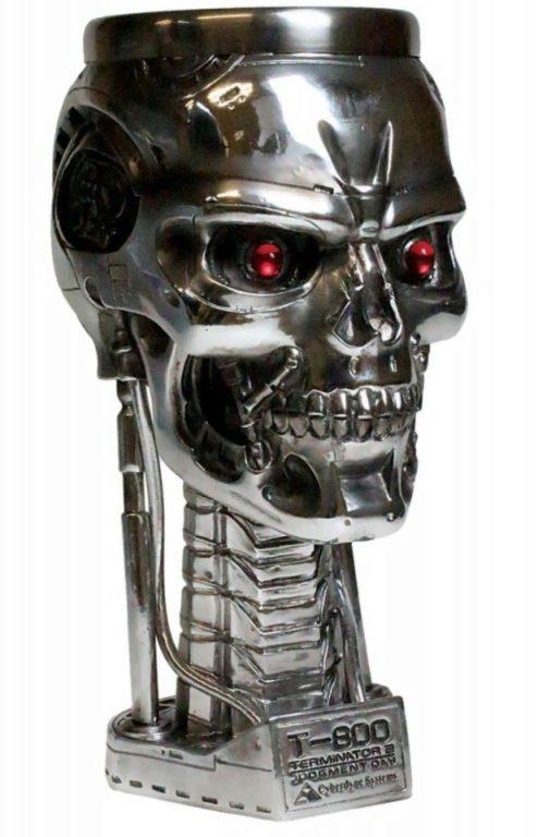 Photo of Terminator 2 Silver Goblet