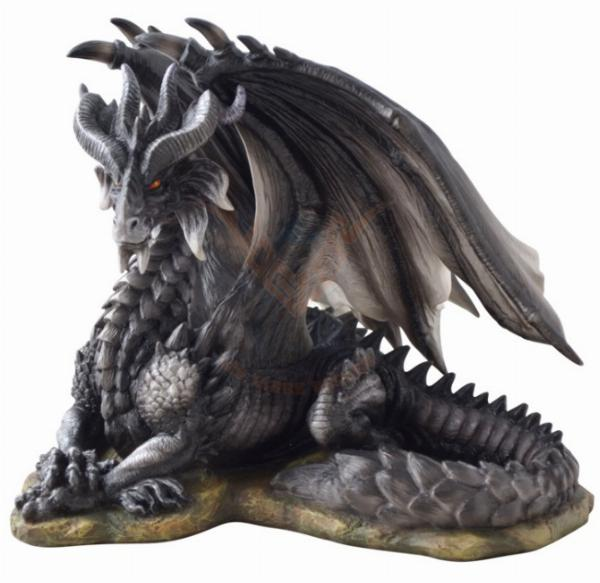 Photo of The Dark Dragon Figurine