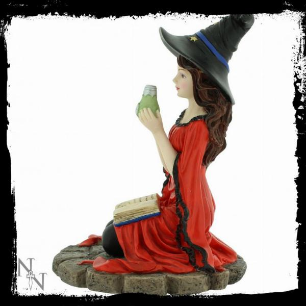 Photo of The Red Witch Figurine 16cm