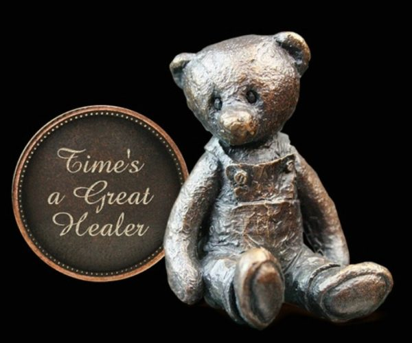 Photo of Time is a Great Healer Penny Bear Michael Simpson
