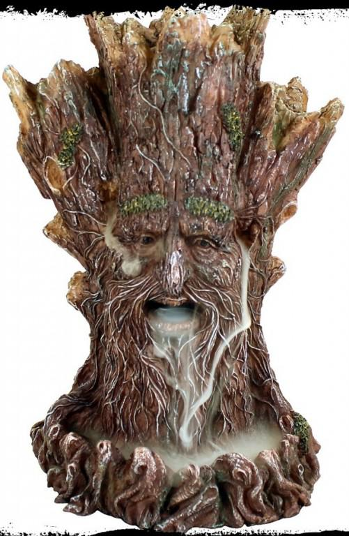 Photo of Tree Spirit Backflow Incense Tower 19cm