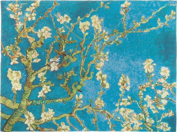 Phot of Van Gogh Almond Tree Wall Tapestry