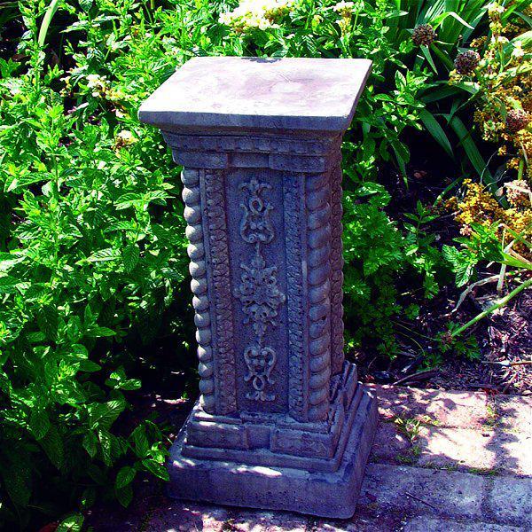 Photo of Venetian Stone Plinth