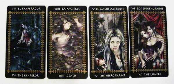 Photo of Victoria Frances Tarot Cards
