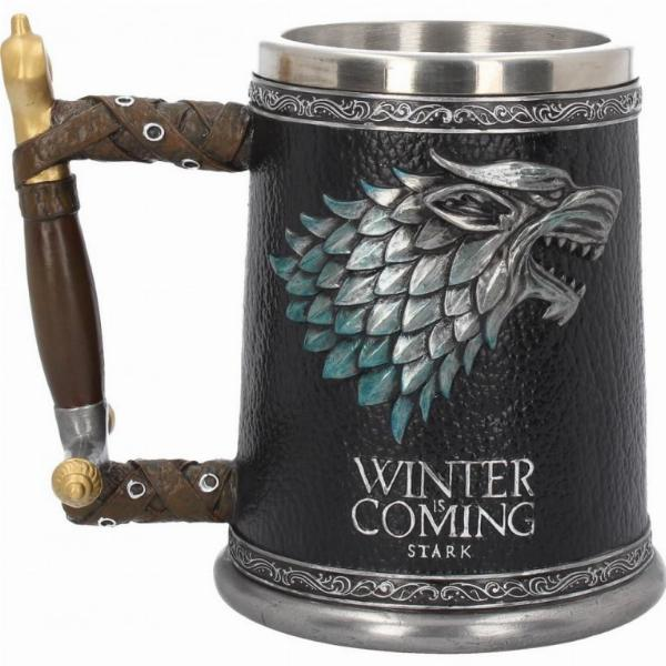 Photo of Winter is Coming Tankard Game of Thrones