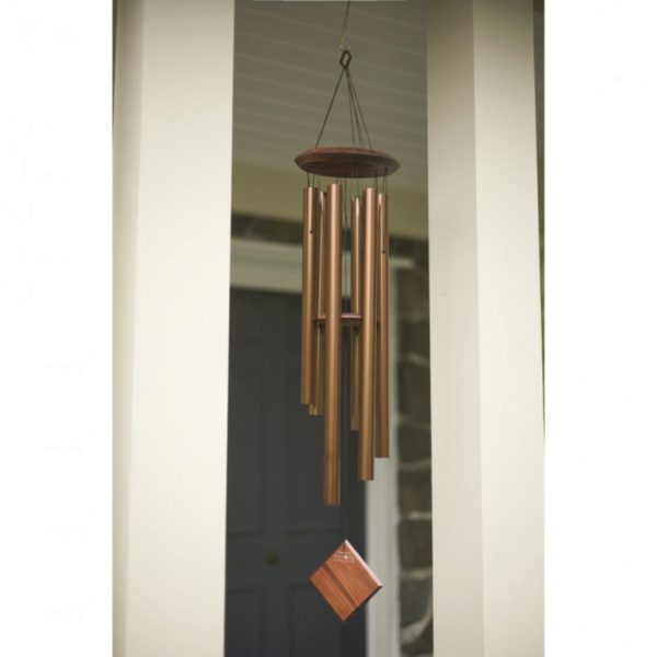 Photo of Woodstock Chimes of Earth (Bronze)