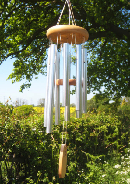 Photo of Woodstock Gregorian Soprano Wind Chime
