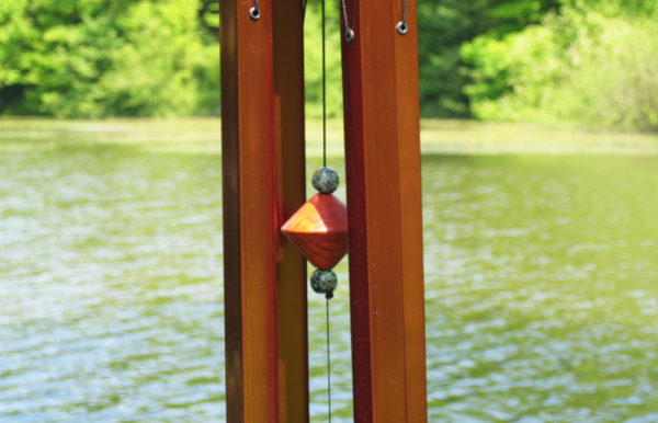 Photo of Woodstock Turquoise Chime (Medium)