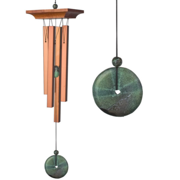 Photo of Woodstock Turquoise Chime