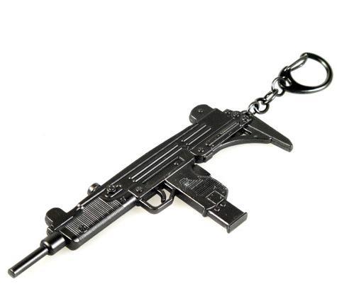 Photo of 9mm Submachine Gun Keyring