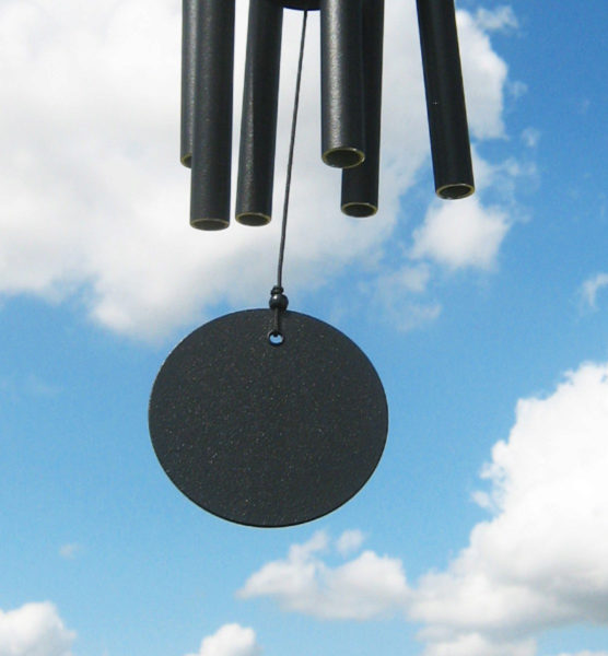 Photo of Corinthian Chime Black 27 inches