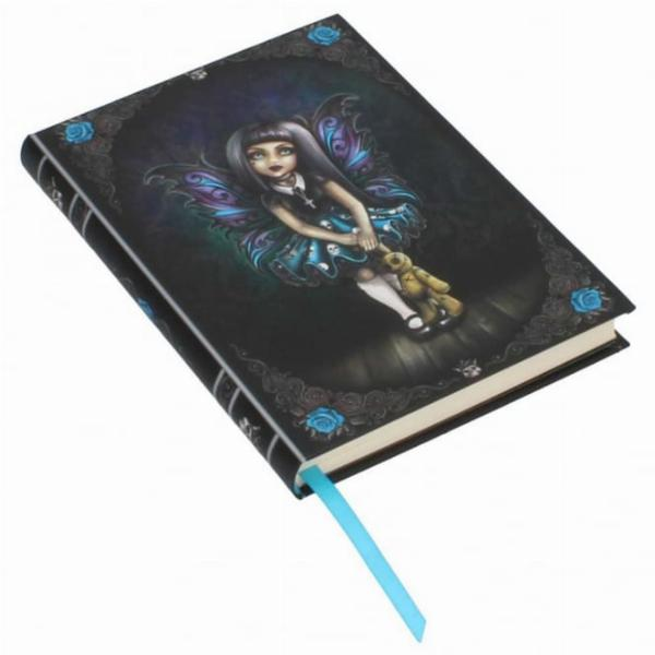 Photo of Embossed Noire Fairy A5 Journal