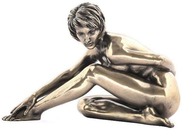 Photo of Emily Bronze Nude Figurine