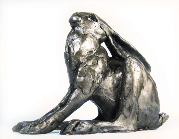 Photo of Heather Hare Sculpture