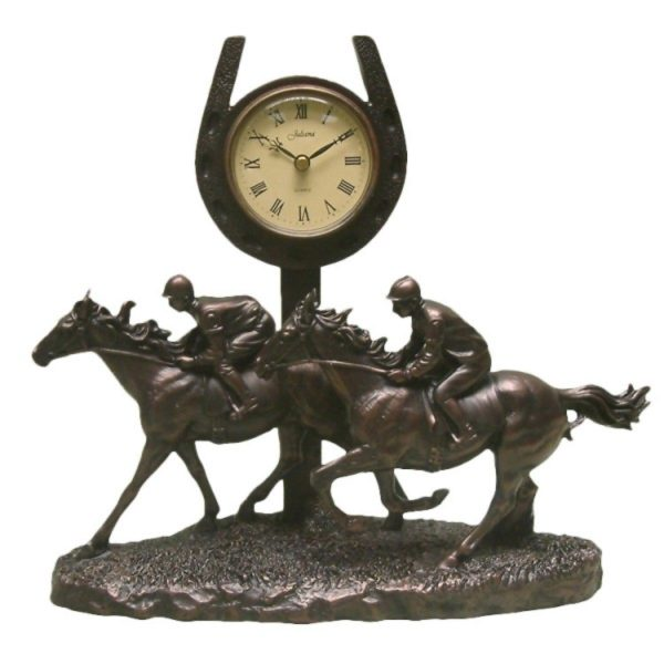 Photo of Horse Racing Clock (Juliana)