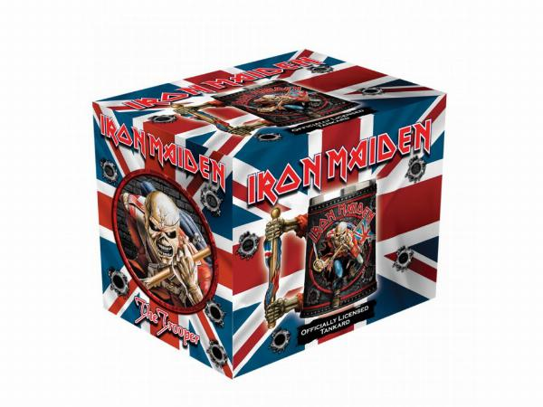 Photo of Iron Maiden Tankard Officially Licensed Merchandise