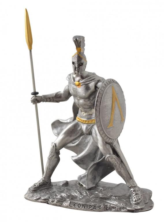 Photo of Leonidas Pewter Figurine