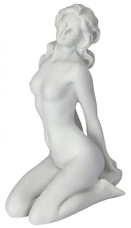 Photo of Nude Female Figurine Marble Effect