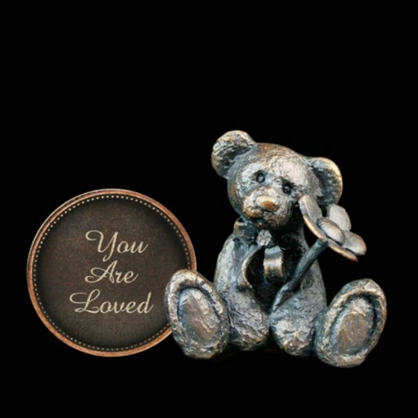 Photo of Penny Bear You Are Loved Michael Simpson