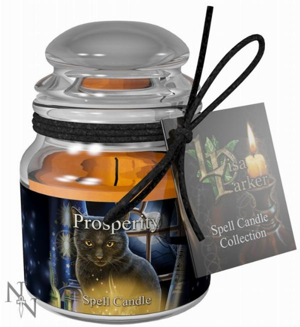 Photo of Prosperity Spell Candle - Jasmine (Lisa Parker)