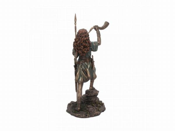 Photo of Queen Boudica Bronze Figurine 28 cm
