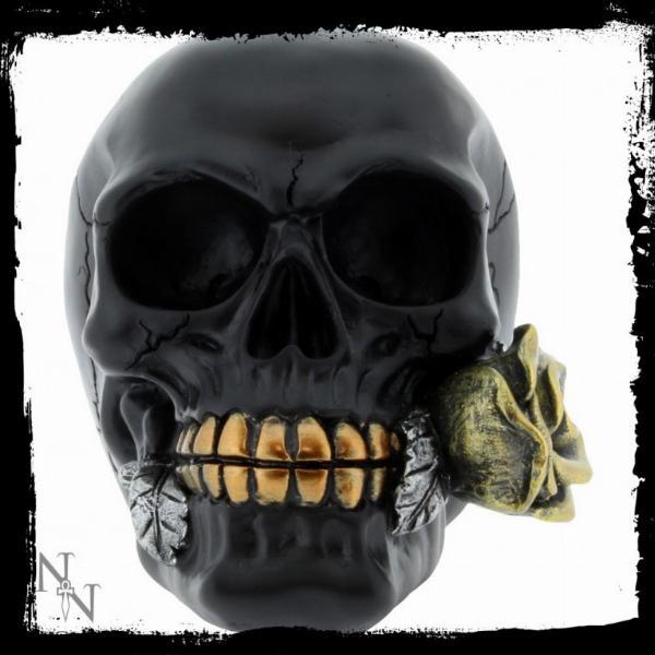 Photo of Romantic Skull Black