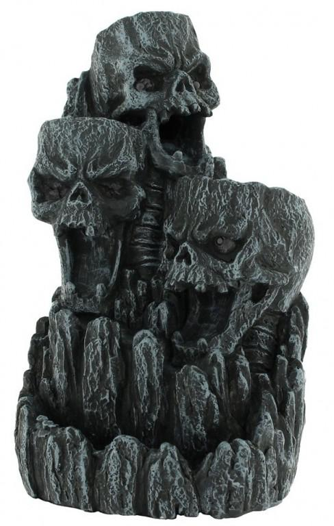 Photo of Skull Mountain Incense Backflow Incense Tower
