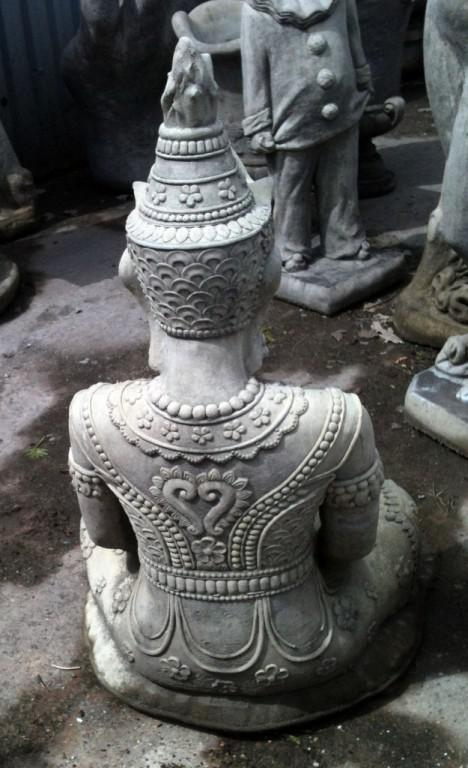 Photo of Stone Buddha Statue